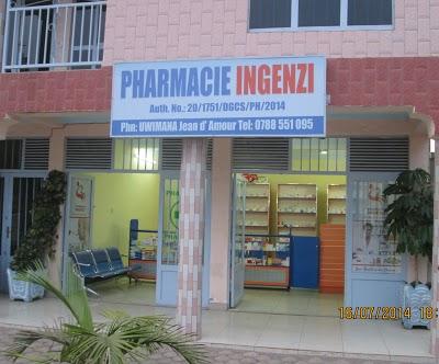 Pharmacie Ingenzi