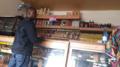 Sina Gerard Mini Market