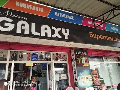 Maison Galaxy supermarché