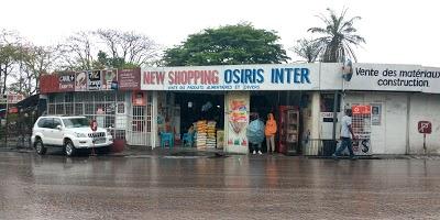 New Shopping Osiris inter