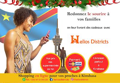 Helios Districts Kinshasa