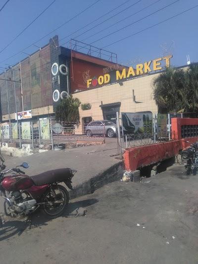 Food Market Huileries