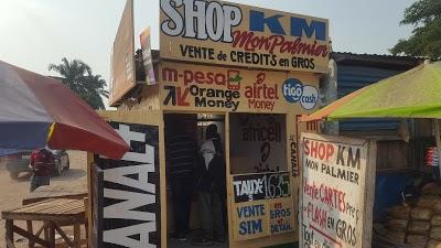 Shop Km Mon Palmier