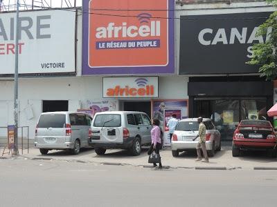 Shop Africell Ngiri-Ngiri