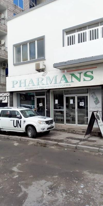 Pharmans , Dépôt Pharmaceutique